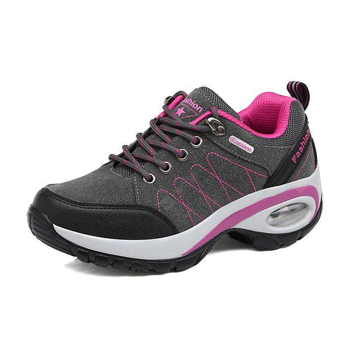 Female Versatile Soft Non-slip Heighten Cushion Sneakers view online free shipping new browse sale online 3bwGPuT