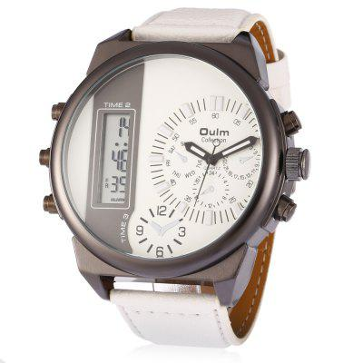 Oulm 3597 Men Quartz Watch