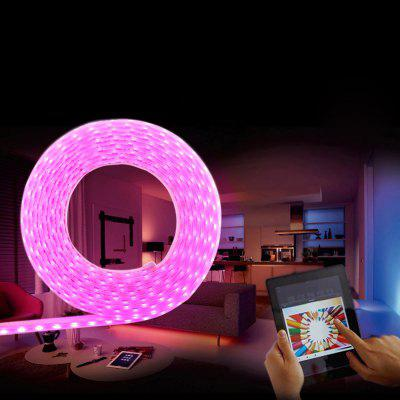 JIAWEN 5M Zigbee Wireless RGB Ribbon Smart LED Lampe