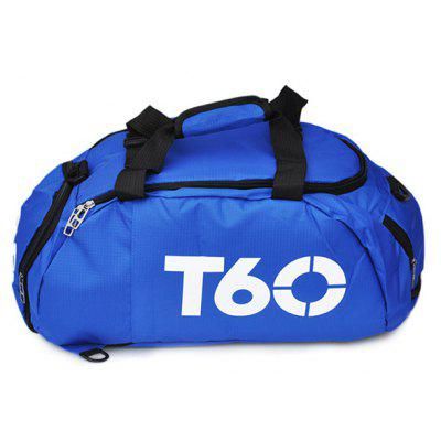 Casual Multifunctional Water-resistant Nylon Gym Sports Bag