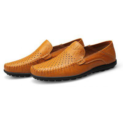 Mâle Quintessential Soft Light Couture Casual Loafer Oxford