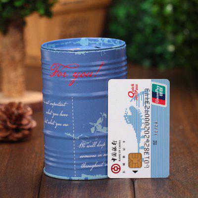 WUIBN Creative Gifts Coins Change Container Metal Money BoxHome Gadgets<br>WUIBN Creative Gifts Coins Change Container Metal Money Box<br><br>Brand: WUIBN<br>Package Contents: 1 x Money Box<br>Package size (L x W x H): 18.00 x 13.00 x 13.00 cm / 7.09 x 5.12 x 5.12 inches<br>Package weight: 0.1500 kg<br>Product size (L x W x H): 12.00 x 9.00 x 9.00 cm / 4.72 x 3.54 x 3.54 inches<br>Product weight: 0.1000 kg<br>Style: Cute, Fashion