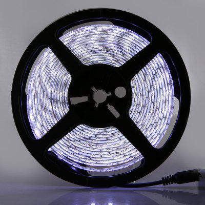 Buy WHITE 5m 300 LEDs 5050 SMD Waterproof LED Strip Light DC12V for $11.85 in GearBest store