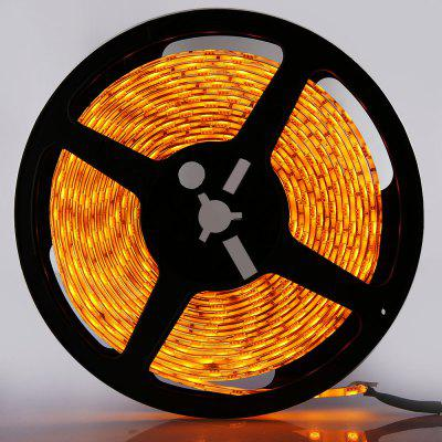 Buy YELLOW 5m 300 LEDs 5050 SMD Waterproof LED Strip Light DC12V for $11.85 in GearBest store