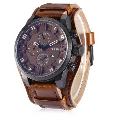 curren,8225,men,quartz,watch,coupon,price,discount
