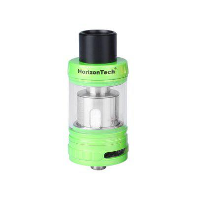 Horizon Tech Arco 2 Tank AtomizerClearomizers<br>Horizon Tech Arco 2 Tank Atomizer<br><br>Brand: Horizon<br>Material: Glass, Stainless Steel<br>Model: HorizonTech Arco 2 Tank - 5.0ml<br>Overall Diameter: 25mm<br>Package Contents: 1 x Arco 2 Tank ( T6 Coil and Colorful Resin Drip Tip Installed ), 1 x Spare T6 Coil, 1 x 510 Drip Tip Adapter, 1 x Clear Glass Tube, 2 x O-ring<br>Package size (L x W x H): 12.00 x 8.00 x 4.00 cm / 4.72 x 3.15 x 1.57 inches<br>Package weight: 0.1100 kg<br>Product size (L x W x H): 2.50 x 2.50 x 6.80 cm / 0.98 x 0.98 x 2.68 inches<br>Product weight: 0.0380 kg<br>Tank Capacity: 5.0ml<br>Thread: 510<br>Type: Tank Atomizer, Clearomizer