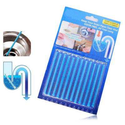 Magic Sticks Drain Cleaner Deodorizer 12pcs / Set