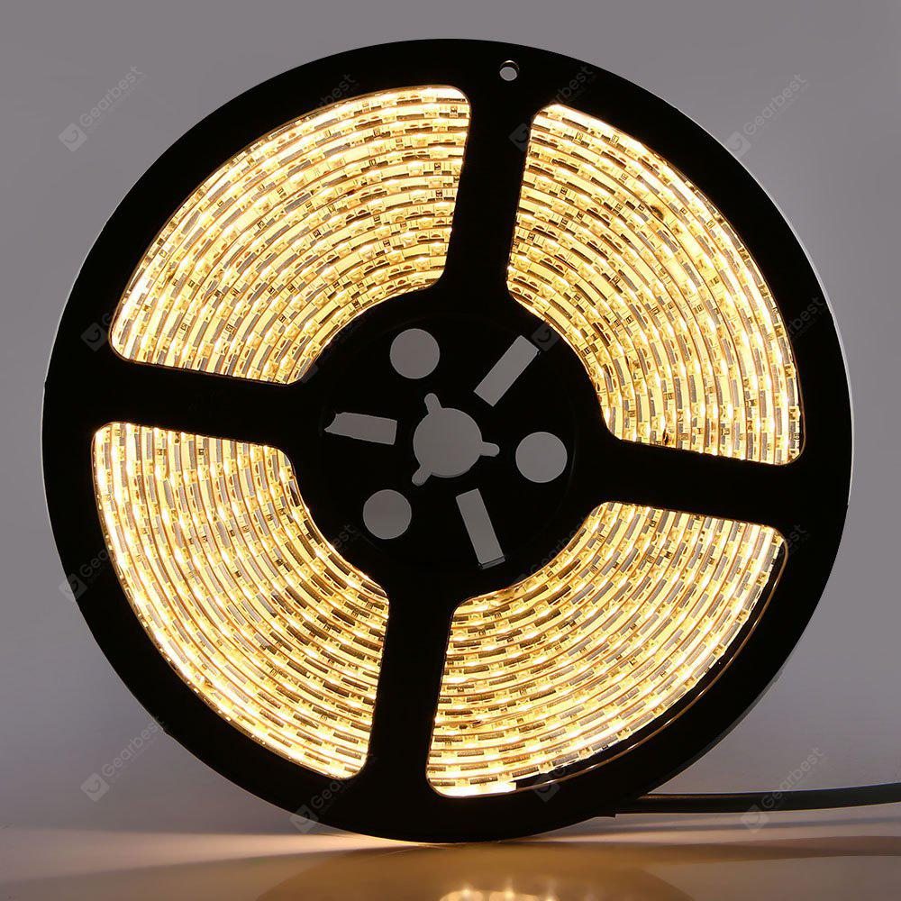 5m LED Strip Light Set 48W 600 LEDs 3528 SMD DC12V