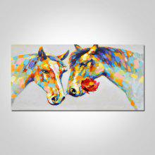 Mintura MT160957 Hand Painted Canvas Oil Painting