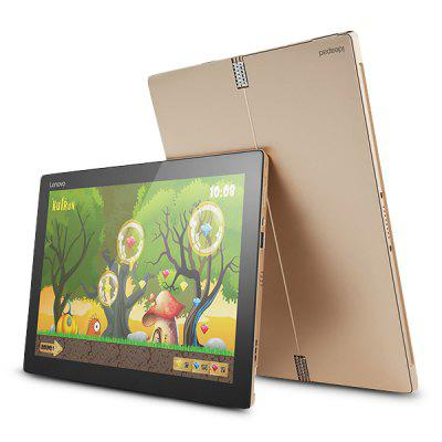 Buy GOLDEN Lenovo MIIX 710 2 in 1 Tablet PC for $910.36 in GearBest store