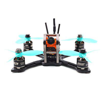 GEPRC GEP - MX3 Sparrow Micro FPV Racing Drone - BNF geprc gep vx5 215mm traversing quadcopter