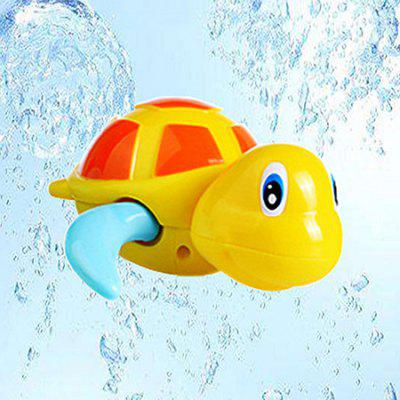 Cool Wind Up Swimming Turtle Bathtub Pool Toy