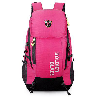 EVEVEME 00159 Water-resistant Nylon Climb Backpack