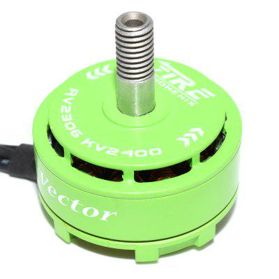 Buy AOKFLY RV2306 2 5S 2400KV Brushless Outrunner FPV Motor, GREEN, Toys & Hobbies, Remote Control Toys, Multi Rotor Parts, Motor for $18.67 in GearBest store