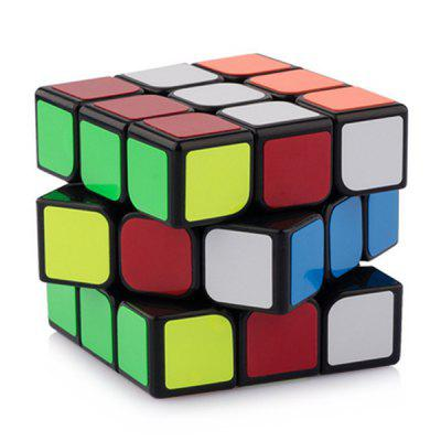 YJ Guanlong Speed Third-order Magic Cube ToyMagic Tricks<br>YJ Guanlong Speed Third-order Magic Cube Toy<br><br>Age: Above 3 year-old<br>Brand: YJ<br>Difficulty: 3x3x3<br>Material: ABS<br>Package Contents: 1 x Magic Cube<br>Package size (L x W x H): 6.00 x 6.00 x 6.00 cm / 2.36 x 2.36 x 2.36 inches<br>Package weight: 0.0650 kg<br>Product size (L x W x H): 5.60 x 5.60 x 5.60 cm / 2.2 x 2.2 x 2.2 inches<br>Product weight: 0.0600 kg<br>Type: Intelligence toys