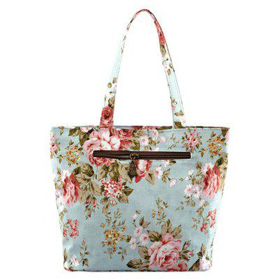 Women Leisure Floral Printed HandbagHandbags<br>Women Leisure Floral Printed Handbag<br><br>Features: Wearable<br>Gender: Women<br>Material: Canvas<br>Package Size(L x W x H): 40.00 x 32.00 x 2.00 cm / 15.75 x 12.6 x 0.79 inches<br>Package weight: 1.5700 kg<br>Packing List: 1 x Handbag<br>Product weight: 1.5500 kg<br>Style: Casual, Fashion<br>Type: Handbag