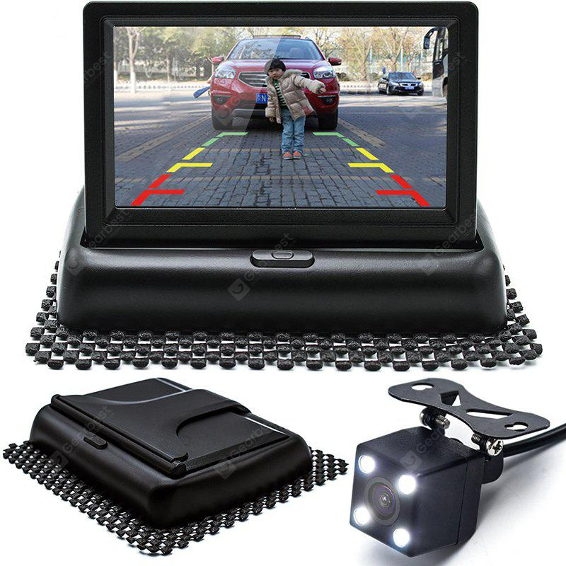 Image result for NX - 43D Car Rear View Reversing Visual Monitor System