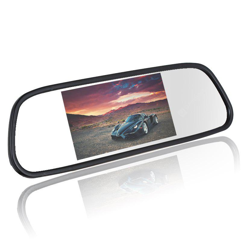 NX - 5H 5 inch Standard-definition Car Rear View Monitor