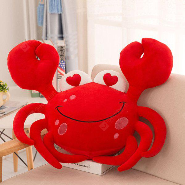 Cute Crab Pillow Toys for Kids 1PC