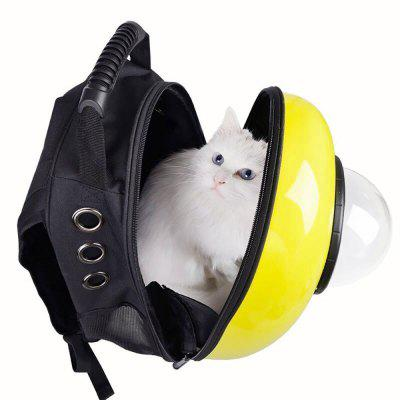 Cats Dogs Carrier Travel Space Capsule Pet BackpackDog Carriers<br>Cats Dogs Carrier Travel Space Capsule Pet Backpack<br><br>For: Cats, Dogs<br>Package Contents: 1 x Pet Backpack<br>Package size (L x W x H): 33.00 x 30.00 x 43.00 cm / 12.99 x 11.81 x 16.93 inches<br>Package weight: 1.3000 kg<br>Product size (L x W x H): 32.00 x 29.00 x 42.00 cm / 12.6 x 11.42 x 16.54 inches<br>Product weight: 1.2000 kg