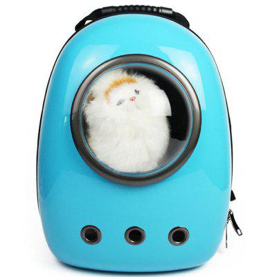Koty Psy Przewoźnik Travel Space Capsule Pet Backpack
