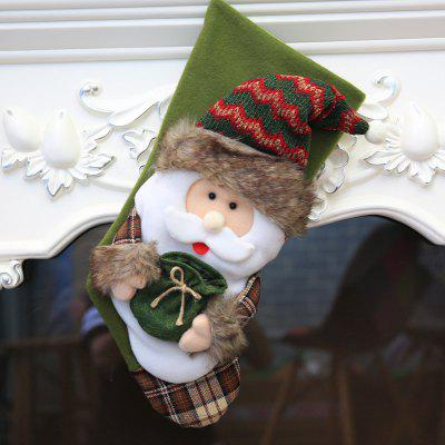 MCYH Christmas Long Sock Home Decorative Stocking
