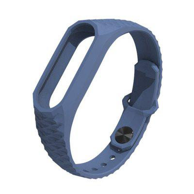 Diamond Pattern Anti-lost Strap for Xiaomi Mi Band 2