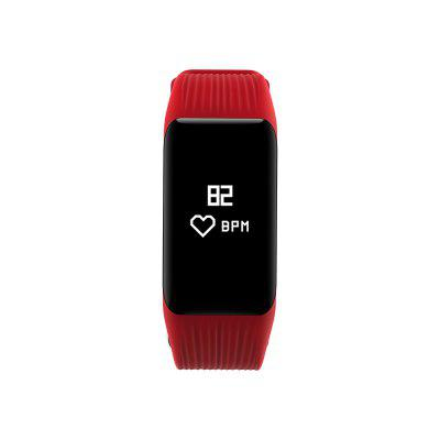 MGCOOL Band 3 SmartbandSmart Watches<br>MGCOOL Band 3 Smartband<br><br>Alert type: Vibration<br>Band material: Silicone<br>Band size: 24.8 x 2.42 cm<br>Battery  Capacity: 105mAh<br>Bluetooth calling: Callers name display,Phone call reminder<br>Bluetooth Version: Bluetooth 4.0<br>Brand: MGCOOL<br>Built-in chip type: NRF51822<br>Case material: Plastic<br>Charging Time: About 2hours<br>Compatability: Android 4.4 or above and iOS 8.0 or above<br>Compatible OS: Android, IOS<br>Dial size: 4.2 x 2.42 x 1.1 cm<br>Health tracker: Heart rate monitor,Sedentary reminder,Sleep monitor<br>IP rating: IP68<br>Language: French,German,Italian,Japanese,Korean,Portuguese,Russian,Simplified Chinese,Spanish,Thai,Traditional Chinese<br>Locking screen: 3<br>Messaging: Message reminder<br>Notification: Yes<br>Notification type: WhatsApp, Weibo, Twitter, Facebook, QQ<br>Operating mode: Touch Key<br>Package Contents: 1 x Smartband, 1 x English Manual, 1 x Charging Cable<br>Package size (L x W x H): 13.60 x 9.60 x 4.10 cm / 5.35 x 3.78 x 1.61 inches<br>Package weight: 0.1010 kg<br>People: Female table,Male table<br>Product size (L x W x H): 24.80 x 2.42 x 1.10 cm / 9.76 x 0.95 x 0.43 inches<br>Product weight: 0.0250 kg<br>RAM: 32KB<br>ROM: 256K<br>Screen: OLED<br>Screen resolution: 64 x 48<br>Screen size: 0.66 inch<br>Shape of the dial: Rectangle<br>Standby time: 10 - 30 days<br>Type of battery: Lithium-ion polymer battery<br>Waterproof: Yes<br>Wearing diameter: 14 - 22 cm