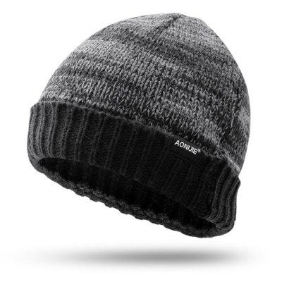 AONIJIE Winter Unisex Riding Running Knitted Hat