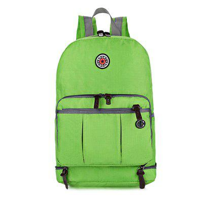 EVEVEME 00228 Water-resistant Folding Design Backpack