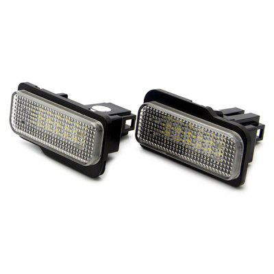 Autodragons ADT - LPL Canbus LED License Plate Light 2PCS