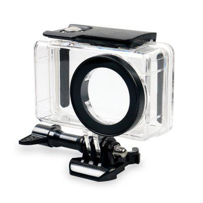 Waterproof Case + Adjustable Wrist Strap + J-hook + Anti-fog Insert