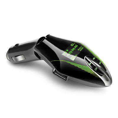 Maikou Smart Bluetooth Car Charger with Bullet Train Shape