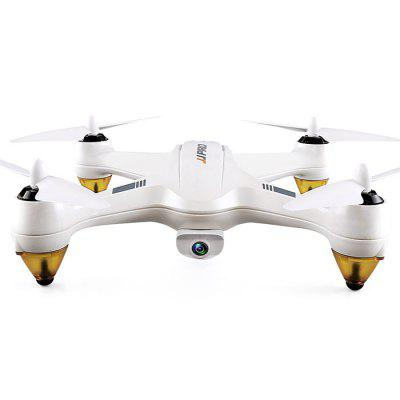 JJRC JJPRO X3 GPS Brushless RC Drone - RTFRC Quadcopters<br>JJRC JJPRO X3 GPS Brushless RC Drone - RTF<br><br>Age: Above 14 years old<br>Battery: 7.4V 2000mAh<br>Brand: JJRC<br>Built-in Gyro: No<br>Channel: 6-Channels<br>Charging Time.: 60 - 120mins<br>Compatible with Additional Gimbal: No<br>Detailed Control Distance: 500m<br>Features: Brushless Version, WiFi FPV, No camera, WiFi APP Control<br>Flying Time: 15-18mins<br>Functions: Up/down, With light, Turn left/right, Speed up, Slow down, Sideward flight, One Key Taking Off, One Key Landing, Automatic Return, Emergency Landing, Forward/backward, Headless Mode, Hover, Low-voltage Protection, One Key Automatic Return<br>Kit Types: RTF<br>Level: Beginner Level<br>Material: ABS/PS, Electronic Components<br>Model: JJPRO X3<br>Model Power: Built-in rechargeable battery<br>Motor Type: Brushless Motor<br>Night Flight: Yes<br>Package Contents: 1 x RC Quadcopter ( Battery Included ), 1 x Remote Control, 1 x USB Charging Cable, 4 x Propeller, 1 x Phone Holder, 1 x English Manual<br>Package size (L x W x H): 31.00 x 26.00 x 16.00 cm / 12.2 x 10.24 x 6.3 inches<br>Package weight: 1.1470 kg<br>Product weight: 0.3850 kg<br>Radio Mode: Mode 2 (Left-hand Throttle)<br>Remote Control: 2.4GHz Wireless Remote Control,WiFi Remote Control<br>Satellite System: GPS<br>Size: Large<br>Transmitter Power: 4 x 1.5V AA battery(not included)<br>Type: Brushless FPV Racing Quadcopter, Indoor, Outdoor, Quadcopter