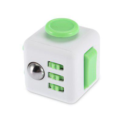 Stress Reliever Magic Fidget Cube for WorkerFidget Cubes<br>Stress Reliever Magic Fidget Cube for Worker<br><br>Features: Creative Toy<br>Materials: Other, PVC<br>Package Contents: 1 x Magic Cube Toy<br>Package size: 8.00 x 8.00 x 8.00 cm / 3.15 x 3.15 x 3.15 inches<br>Package weight: 0.1500 kg<br>Product size: 3.30 x 3.30 x 3.30 cm / 1.3 x 1.3 x 1.3 inches<br>Series: Entertainment<br>Theme: Other