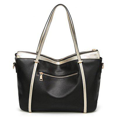 Women Cool Vintage PU Tote Shoulder BagHandbags<br>Women Cool Vintage PU Tote Shoulder Bag<br><br>Features: Wearable<br>Gender: Women<br>Material: PU<br>Package Size(L x W x H): 38.00 x 30.00 x 5.00 cm / 14.96 x 11.81 x 1.97 inches<br>Package weight: 0.7800 kg<br>Packing List: 1 x Tote Shoulder Bag<br>Product weight: 0.7600 kg<br>Style: Casual, Fashion<br>Type: Shoulder bag, Handbag