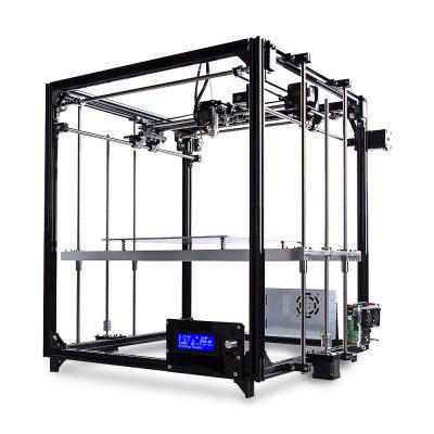 FLSUN FL - C Cube Simple Equipped Frame 3D Printer Kit