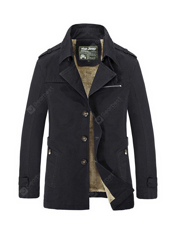 Giacca invernale Casual Outdoor Cotton