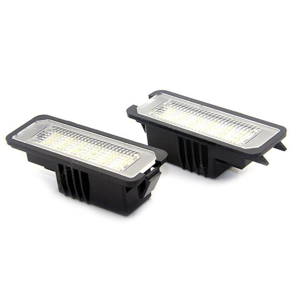 Auto Dragons ADT - LPL - VW - G4 LED Luce di Targa dell' Auto - 2 pezzi