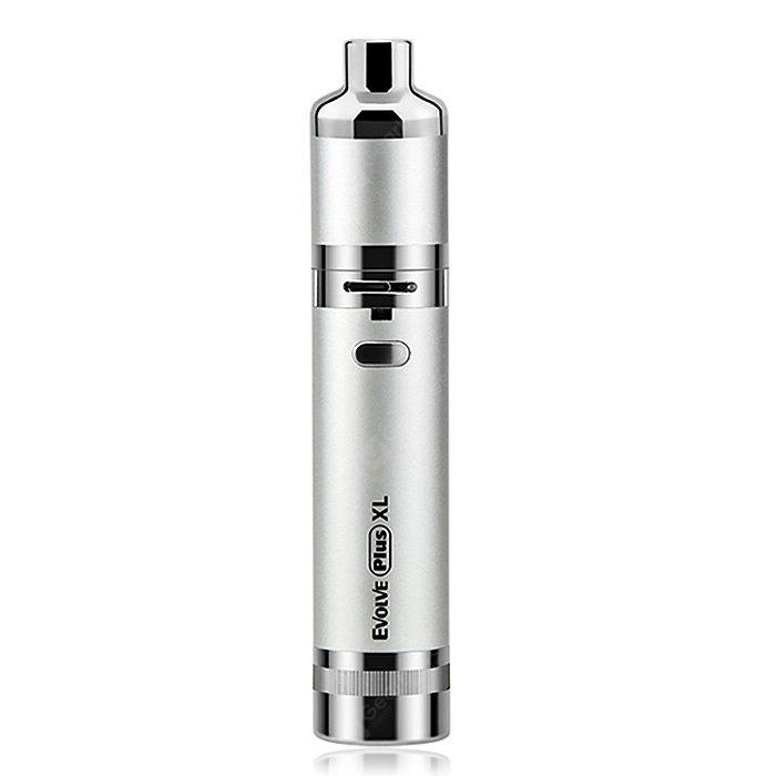Gearbest Yocan Evolve Plus XL Wax Vape Pen Kit - SILVER