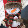 MCYH Christmas Long Sock Home Decorative Stocking - COLORMIX