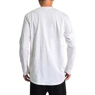 Mr 1991 INC Miss Go Lion Head Printing T-shirtMens Long Sleeves Tees<br>Mr 1991 INC Miss Go Lion Head Printing T-shirt<br><br>Brand: Mr.1991INC&amp;Miss.Go<br>Fabric Type: Cotton<br>Material: Cotton<br>Neckline: Round Collar<br>Package Content: 1 x T-shirt<br>Package size: 38.00 x 30.00 x 2.00 cm / 14.96 x 11.81 x 0.79 inches<br>Package weight: 0.2500 kg<br>Pattern Type: Animal<br>Product weight: 0.2300 kg<br>Season: Summer, Autumn<br>Sleeve Length: Long Sleeves<br>Style: Casual