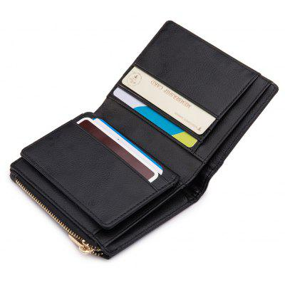 SSADASSA Men Korean Style PU Fashion Solid Color WalletWallets<br>SSADASSA Men Korean Style PU Fashion Solid Color Wallet<br><br>Brand: SSADASSA<br>Features: Wearable<br>Gender: Men<br>Material: PU<br>Package Size(L x W x H): 12.50 x 10.50 x 2.00 cm / 4.92 x 4.13 x 0.79 inches<br>Package weight: 0.0900 kg<br>Packing List: 1 x Wallet<br>Product Size(L x W x H): 11.00 x 9.00 x 1.00 cm / 4.33 x 3.54 x 0.39 inches<br>Product weight: 0.0700 kg<br>Style: Fashion, Casual<br>Type: Wallet