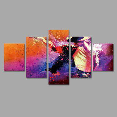 God Painting 1634 Star Painting Print 5PCS