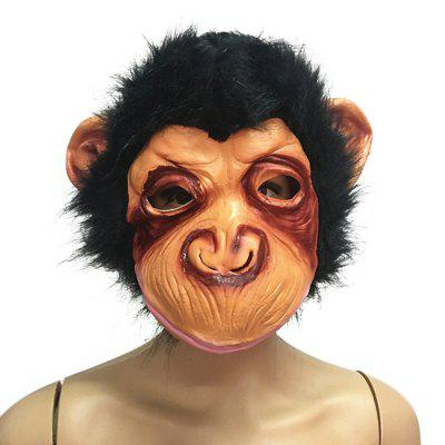 Horrible Animal Mask Ape for Halloween