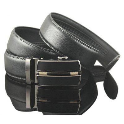 Men Wearable Genuine Leather Ratchet BeltMens Belts<br>Men Wearable Genuine Leather Ratchet Belt<br><br>Material: Leather<br>Package Size(L x W x H): 10.00 x 4.00 x 10.00 cm / 3.94 x 1.57 x 3.94 inches<br>Package weight: 0.2700 kg<br>Packing List: 1 x Belt<br>Product weight: 0.2500 kg<br>Style: Outdoor