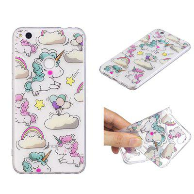 Buy Soft TPU Cartoon Cover Case for HUAWEI P8 Lite 2017, COLORMIX, Mobile Phones, Cell Phone Accessories, Cases & Leather for $1.29 in GearBest store