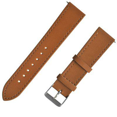 Buy 20mm Strap for Xiaomi Huami Amazfit Bip Lite ed. Smartwatch, BROWN, Consumer Electronics, Smart Watch Accessories for $7.06 in GearBest store