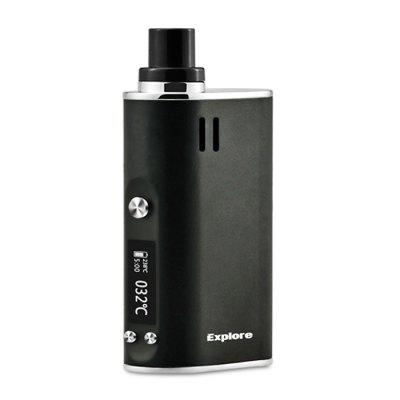 Yocan Explore Wax and Dry Herb 2-in-1 Vaporizer Kit