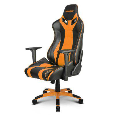 EAGAMING Stylish 360 Degree Rotation Gaming ChairOffice Standing Desk<br>EAGAMING Stylish 360 Degree Rotation Gaming Chair<br><br>Brand: EAGAMING<br>Material: Foam, PU, Steel Skeleton<br>Package Contents: 1 x Chair, 1 x English Manual<br>Package size (L x W x H): 90.00 x 71.00 x 38.00 cm / 35.43 x 27.95 x 14.96 inches<br>Package weight: 28.0000 kg<br>Product size (L x W x H): 70.00 x 70.00 x 127.00 cm / 27.56 x 27.56 x 50 inches<br>Product weight: 25.0000 kg
